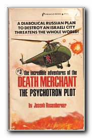 The Death Merchant by Joseph Rosenberger